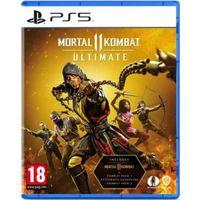 Диск PS5 Mortal Kombat 11 Ultimate (Официальная Украинская)