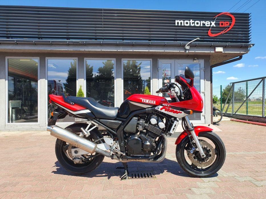 YAMAHA FZS600 FZS 600 FAZER Motorex DP Gniezno Gniezno - image 1