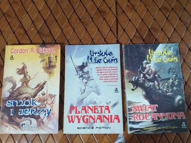 Książki fantastyka