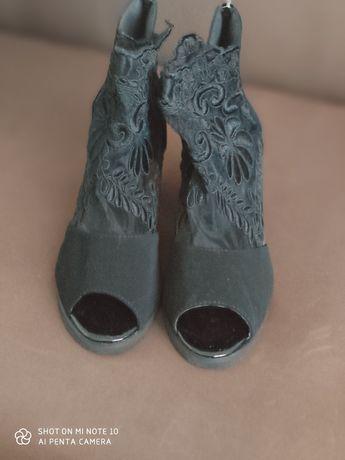 Buty bez palców rozmiar 39
