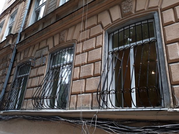 Решетки сварные, металлические решетки, решетки на окна