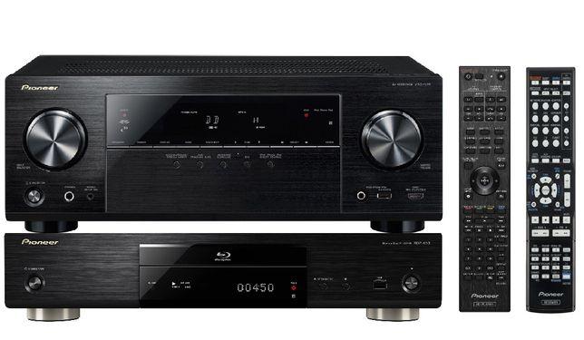 Pioneer Amplituner 3D Ultra HD 4K , Pioneer Blu-Ray 3D