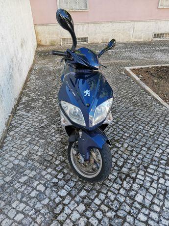 Scooter Peugeot 125cc