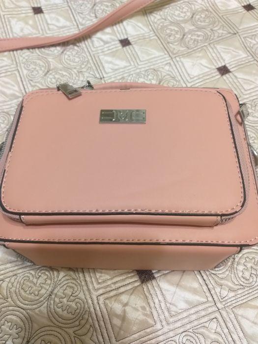 Ніжно рожева сумочка Киев - изображение 1