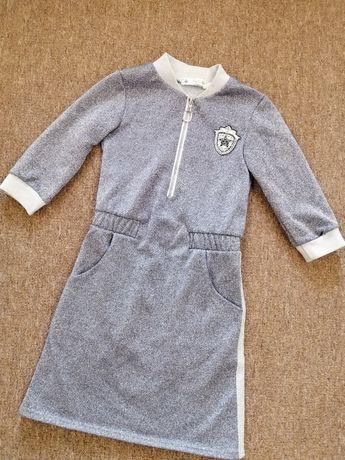 Платье для девочки рост 128-134 см