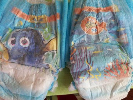 Трусики для плавания Huggies Little Swimmers размер 5-6, 12-18 кг