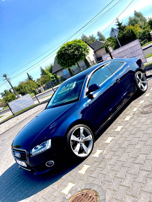 Audi a5 Coupe ! Możliwa zamiana Zduńska Wola - image 1