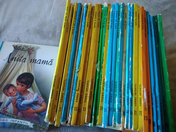 Livros da Anita total 72