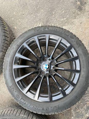 Диски BMW 5 G30 G31 7 G11 G12 Style 619 с резиной 245/45 r18