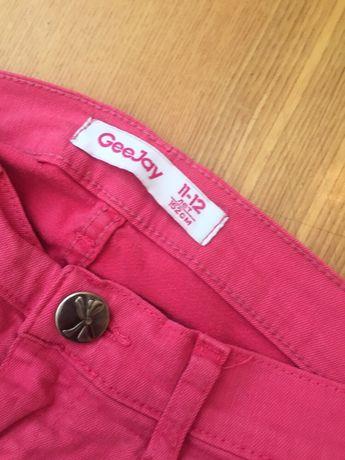 Розовые джинсы Глория Джинс
