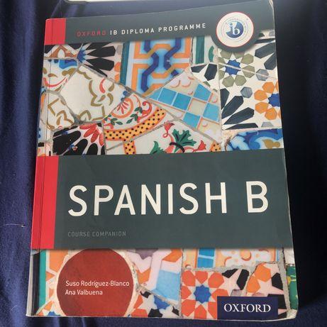IB spanish B course companion