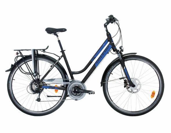 """Rower trekkingowy SAVENO model ROAD CLASSIC damka Lady koła 28 """" Nowy"""