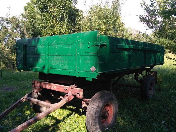 Продам тракторний причіп 2птс4