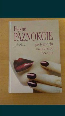 Piękne paznokcie, ozdabianie, pielęgnacja, leczenie. Ji Baek