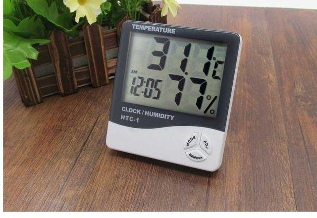 Гигрометр, термометр  HTC-1