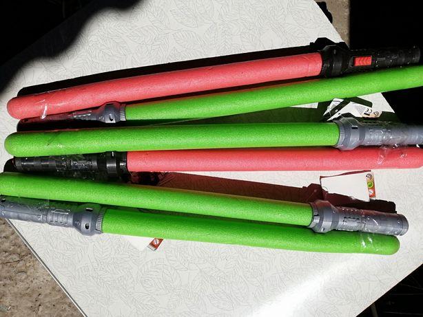 Детские мечи, звёздные войны.
