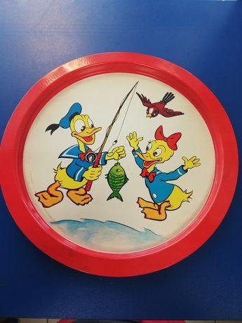 Taca z kaczorem Donald PRL