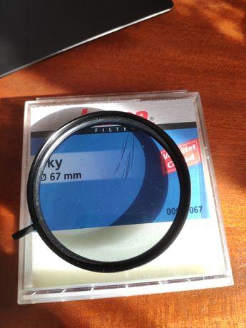 Filtro Polarizador 67 mm