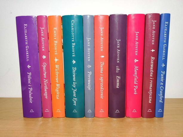 Twarda / Angielski Ogród 10 książek / Emma / Perswazje