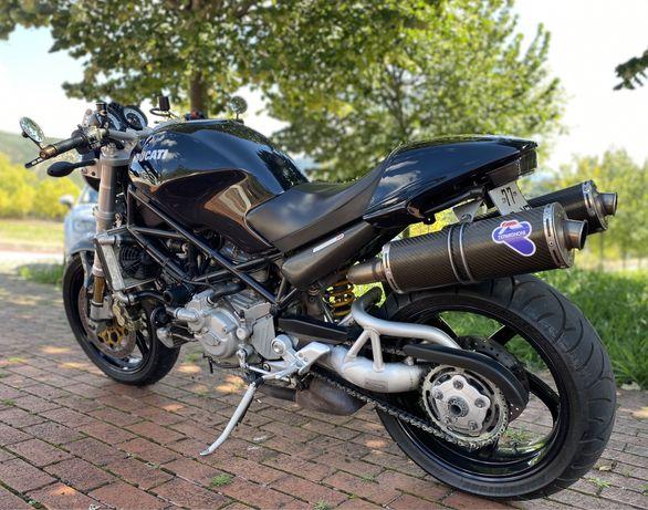 Ducati Monster S4R Nacional