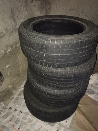 Резина шины Bridgestone Dueler 235/55/R17