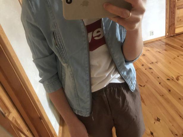 Jeansowa bluza TOP SECRET