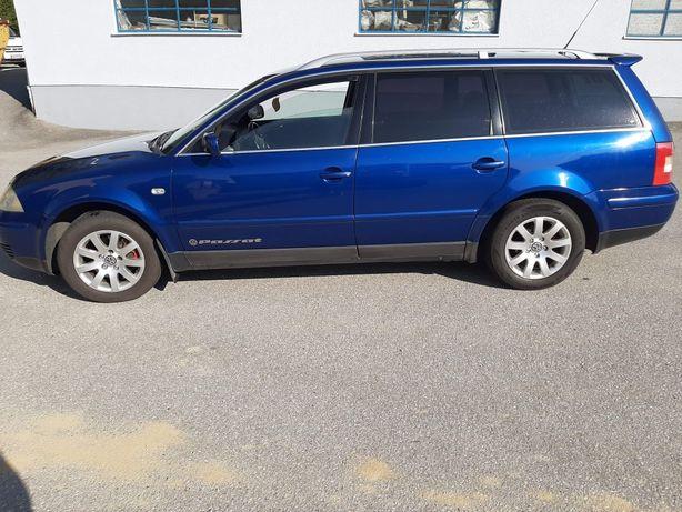 Volkswagen passat 1.9 TDI 131 KM