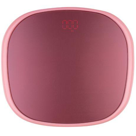 Весы напольные электронные LOSSO FS-2901 розовые