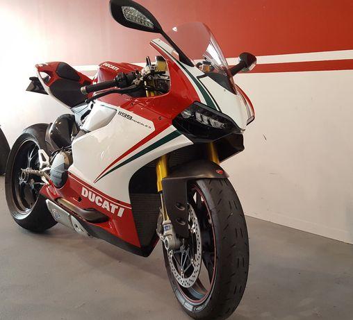 Ducati Panigale 1199 S Tricolore