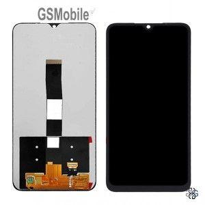 Ecrã - Display LCD Touch Xiaomi Redmi 9C Preto M2006C3MG