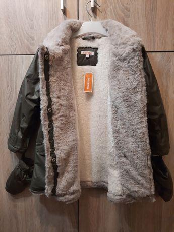 Куртка для дівчинки зимова (4-5 років)
