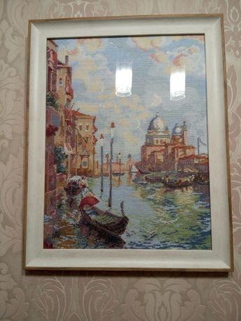 """""""Венеция"""" счетный крест"""