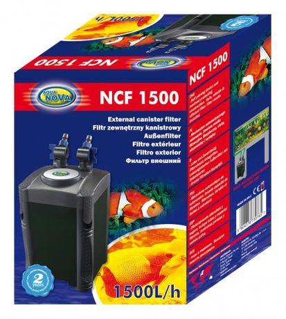Filtro externo NCF 1500 Aqua Nova ( novo )