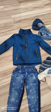 Ubranka dla chłopca 98, 104,110