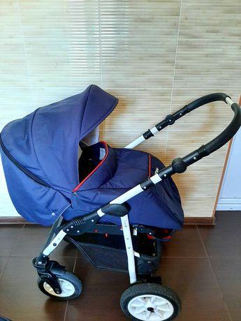 Детская коляска универсальная VERDI LASSER 2в1