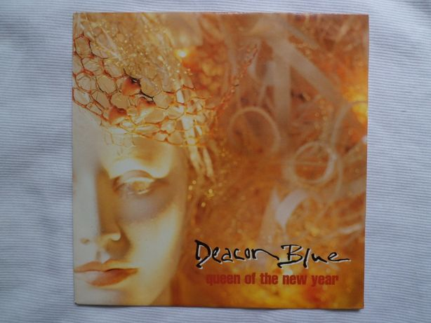 """Deacon Blue """"Queen Of The New Year"""" 7"""" single"""
