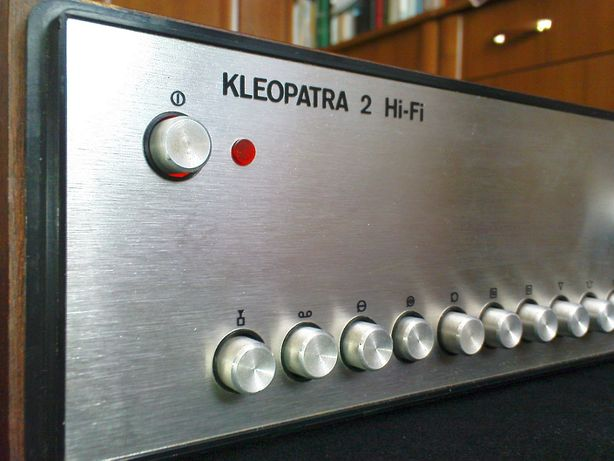 """Wzmacniacz stereofoniczny hi-fi Unitra Diora """"Kleopatra 2"""""""