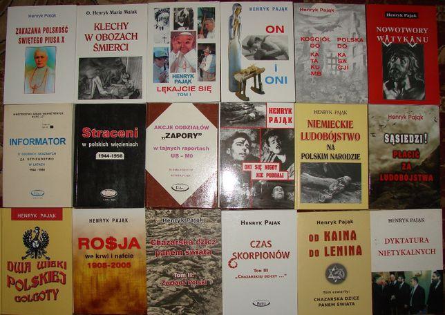 Henryk Pająk - książki 1