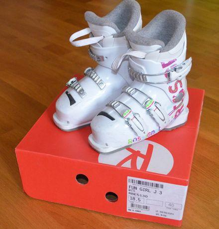Детские горнолыжные ботинки Rossignol Fun Girl J3. 18-19.5
