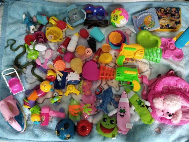 Drobne zabawki PILNE