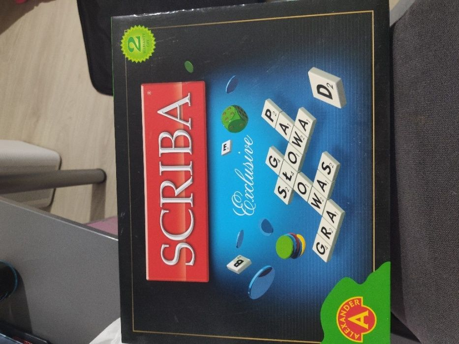 Gra planszowa Scriba Lębork - image 1