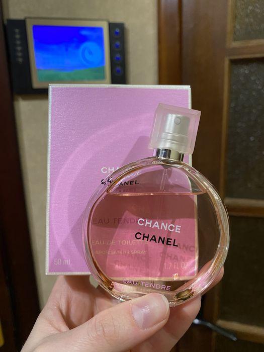 Оригинал Chanel Chance Eau Tendre Туалетная вода edt 50мл Харьков - изображение 1