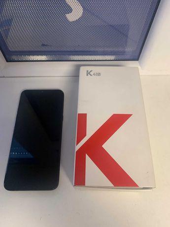 smartfon LG K51s niebieski