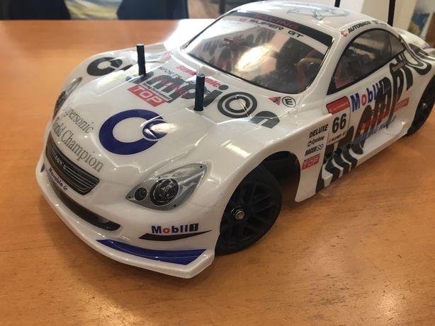 Model RC TT01