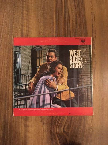 West Side Story Soundtrack winyl płyta winylowa LP