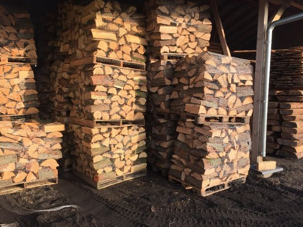 Drewno kominkowe-opałowe
