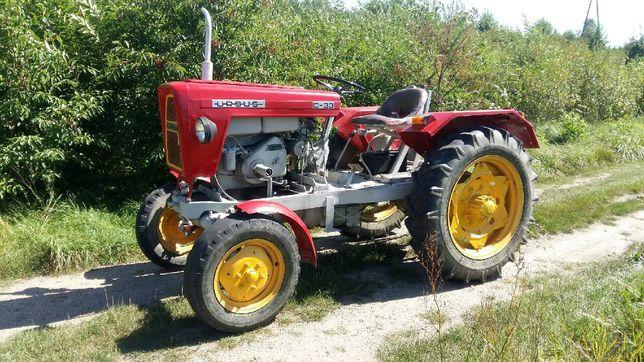 Traktor Es 15 sam Papaj nie C330 zamiana