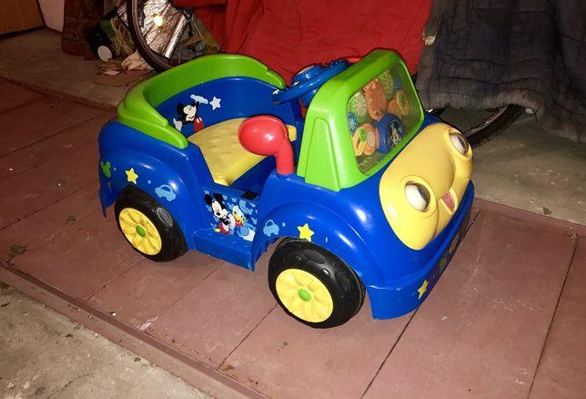 Детский электромобиль Geoby w428, с новым аккум. ,бесплатная доставка