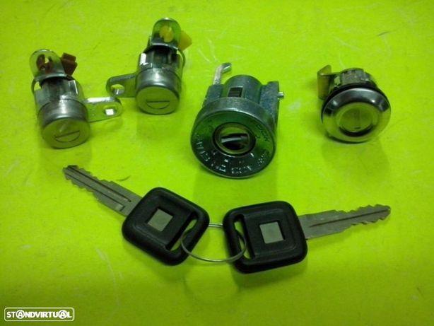 Kit completo canhões Bedford Brava Opel Campo (Novo)