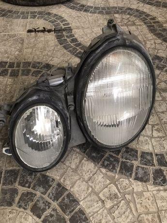 Faról / Óptica esquerda Mercedes CLK W208 (97 a 03)